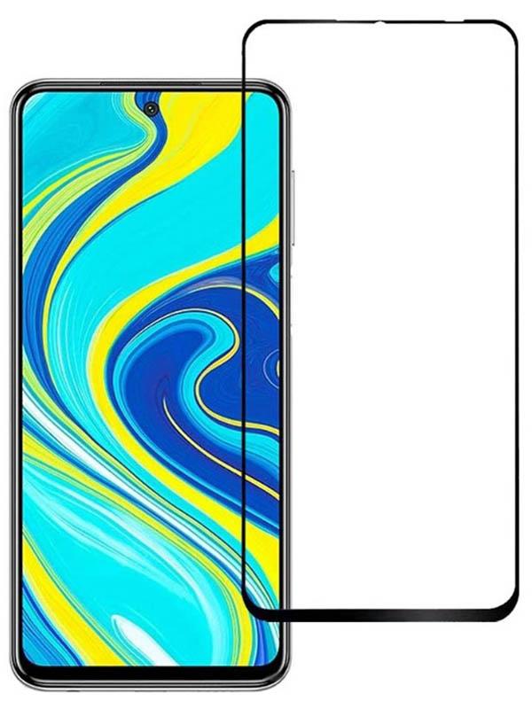 Защитное стекло Zibelino для Xiaomi Redmi Note 9S / 9 Pro 5D Black ZTG-5D-XMI-NOT9S-BLK