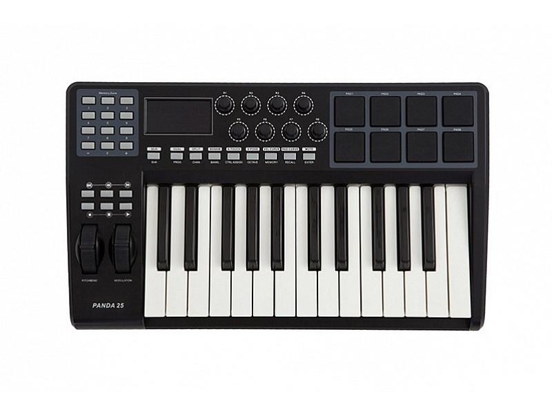 MIDI-клавиатура LAudio Panda-25C