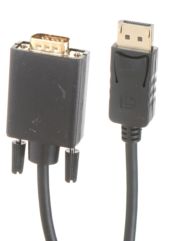Аксессуар ExeGate DisplayPort/20M - VGA/15M 1.8m EX284914RUS
