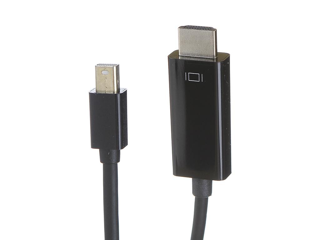 Аксессуар ExeGate miniDisplayPort/20M - HDMI/19M 1.8m EX284918RUS аксессуар