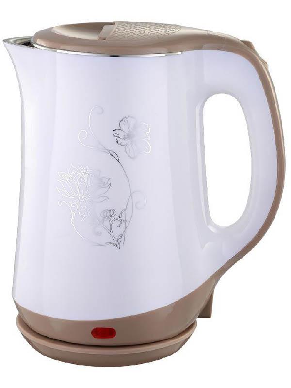 Чайник Добрыня DO-1244 White