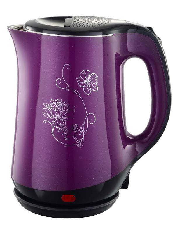 Чайник Добрыня DO-1244 1.8L Violet