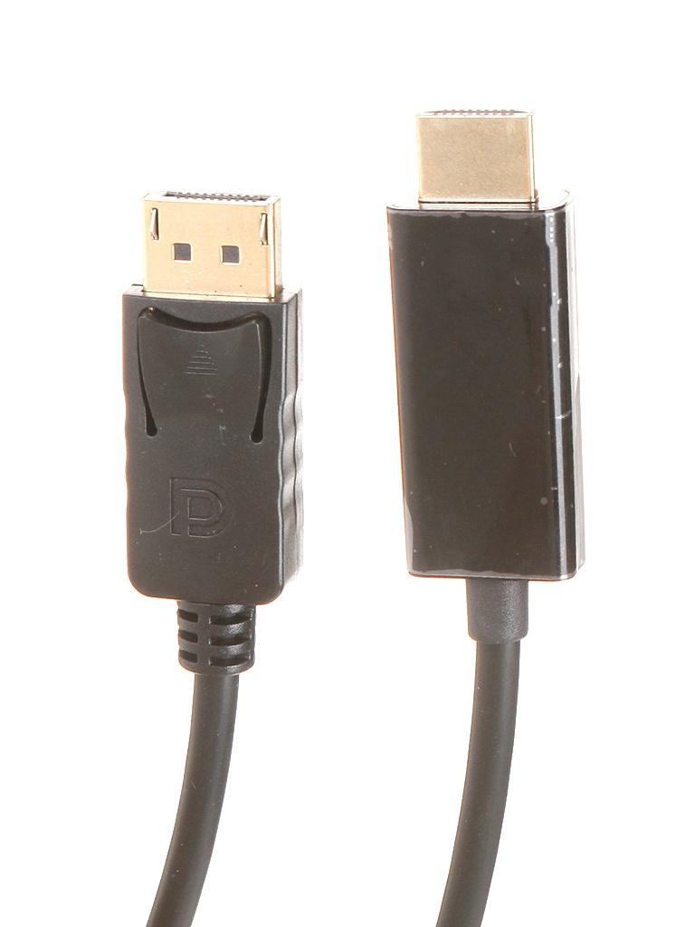 Фото - Аксессуар ExeGate DisplayPort/20M - HDMI/19F 1.8m EX284915RUS аксессуар vention displayport 20m hdmi f hbkb0