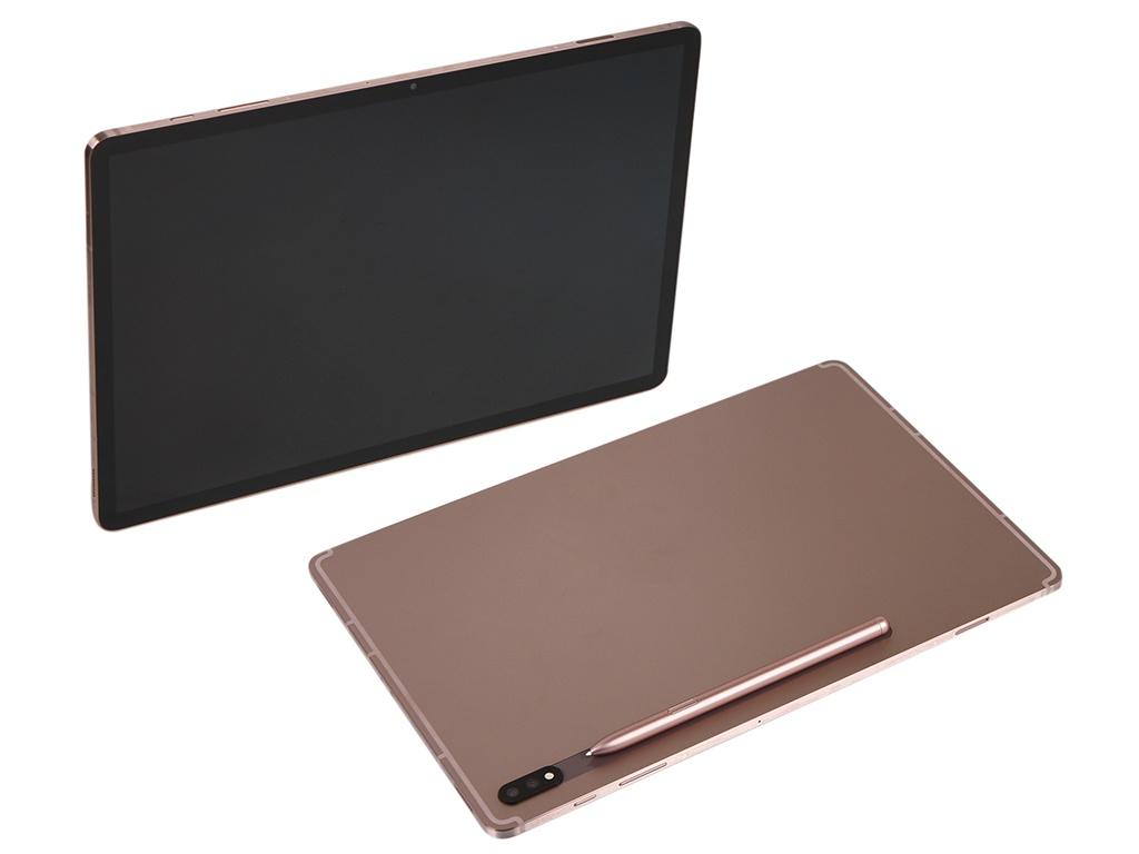 Планшет Samsung Galaxy Tab S7+ LTE 12.4 SM-T975 - 128Gb Bronze