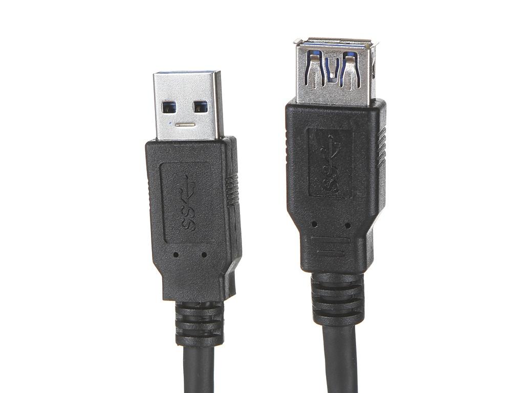 Аксессуар ExeGate USB 3.0 Am - Af 5m EX-CC-USB3-AMAF-5.0