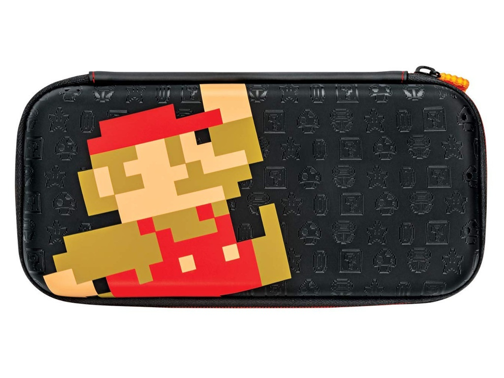 Дорожный чехол Nintendo Switch Slim Mario Retro 500-101-EU