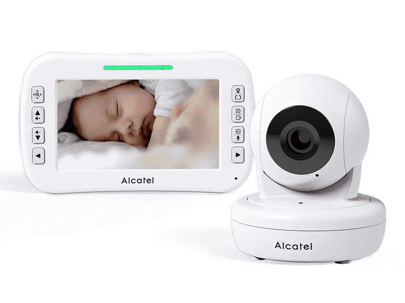 Видеоняня Alcatel Baby Link 830