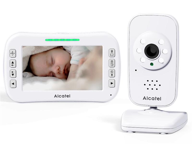 Видеоняня Alcatel Baby Link 330
