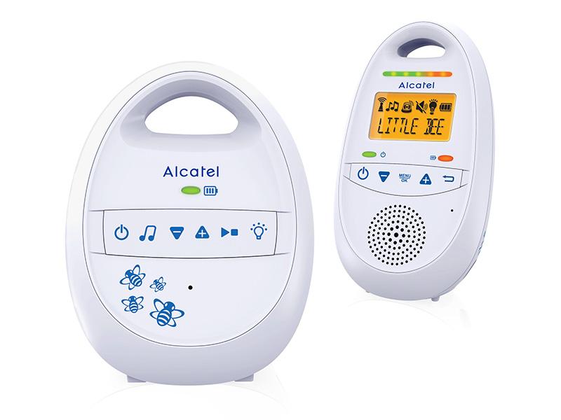 Радионяня Alcatel Baby Link 160