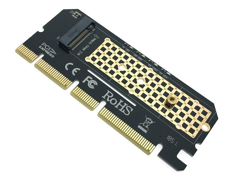 Контроллер Espada PCIeNVME\M2 NVME 44901