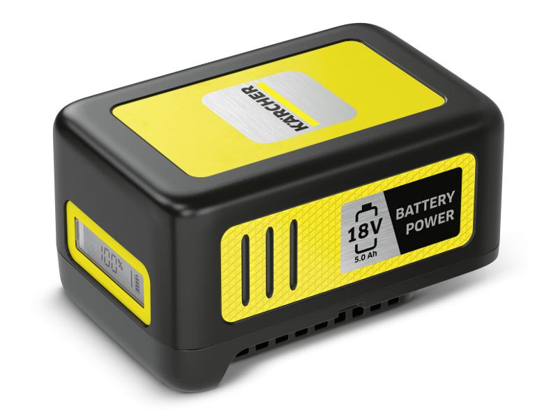 Аккумулятор Karcher Battery Power 18/50 2.445-035.0