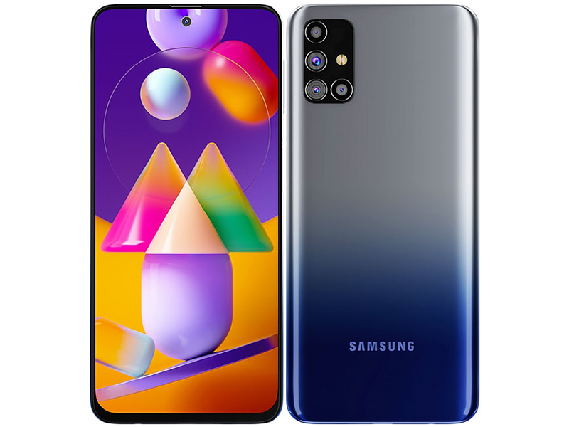 Сотовый телефон Samsung Galaxy M31s 6/128GB Blue