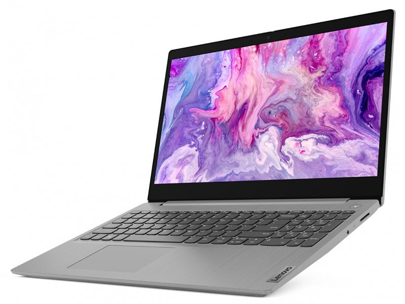 Ноутбук Lenovo IdeaPad 3 15ADA05 81W1004WRK (AMD Ryzen 5 3500U 2.1GHz/8192Mb/256Gb SSD/No ODD/AMD Radeon Vega 8/Wi-Fi/15.6/1920x1080/No OS)