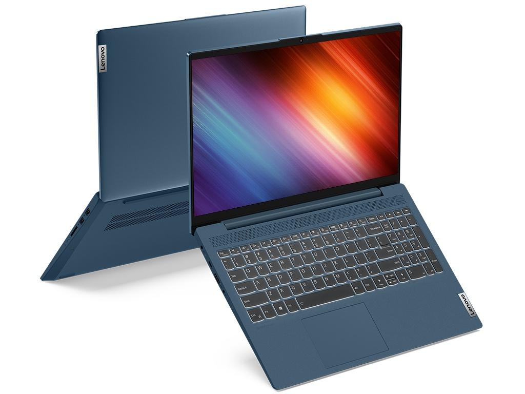 Ноутбук Lenovo IdeaPad 5 15ARE05 81YQ0018RK (AMD Ryzen 4500U 2.3GHz/8192Mb/256Gb SSD/No ODD/AMD Radeon Graphics/Wi-Fi/15.6/1920x1080/No OS)