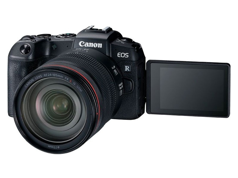 Фотоаппарат Canon EOS RP Kit RF 24-105 mm f/4-7.1 IS STM 3380C133