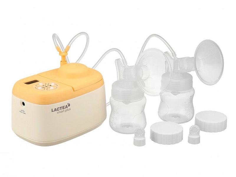 Молокоотсос Lactea Smart Plus Двойной