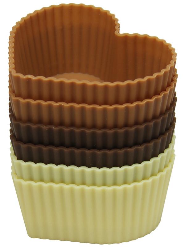 Набор форм для выпечки Maestro MR-1057 6шт