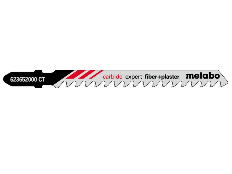 Пилка Metabo T141HM по гипсокартон/цементоволокнистым плитам 623652000