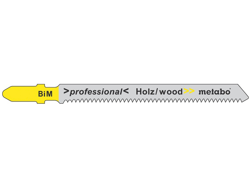Пилка Metabo T101D HCS по дереву 3шт 623962000