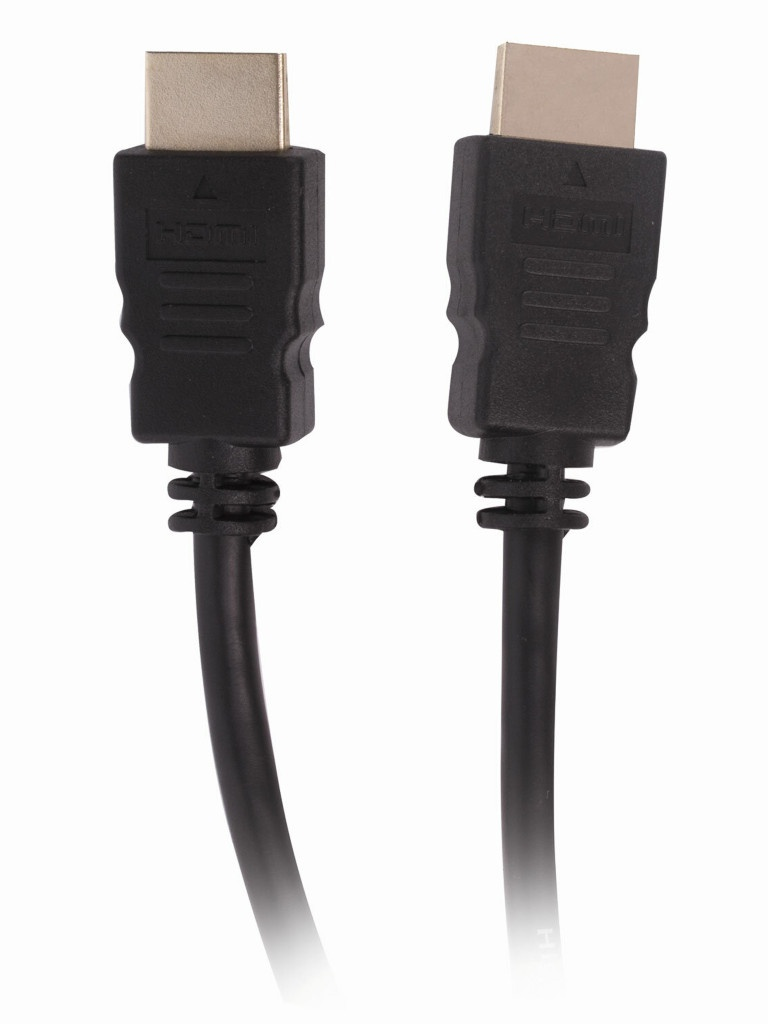 Аксессуар Sonnen Economy HDMI AM-AM 1.5m Black 513120