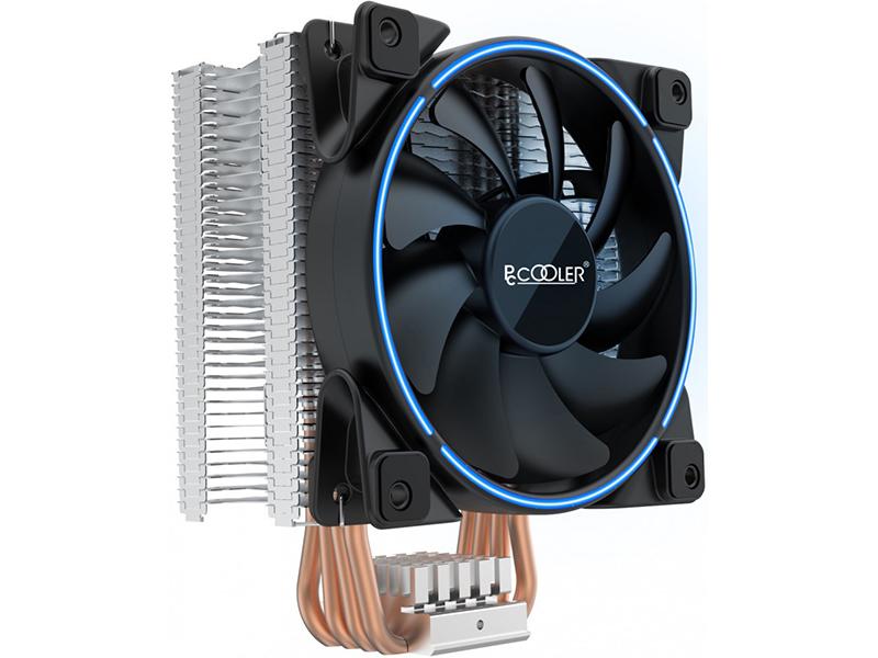 Кулер PCcooler GI-X4B V2 (Intel S775/115X/20XX// AMD AM2/AM3/AM4)
