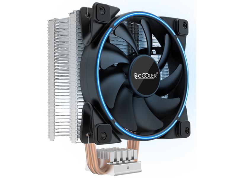 Кулер PCcooler GI-X3B V2 (Intel S775/115X/20XX// AMD AM2/AM3/AM4)