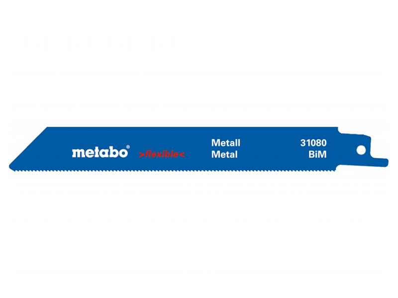 Полотно Metabo S922EF 150x1.4mm по металлу 2шт 631080000