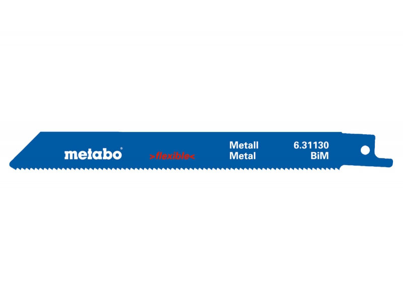 Полотно Metabo S918B HSS 150x0.9/1.8mm по металлу 2шт 631130000