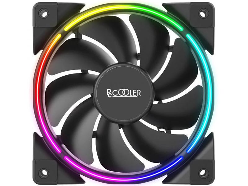 Вентилятор PCcooler Corona FRGB 120mm