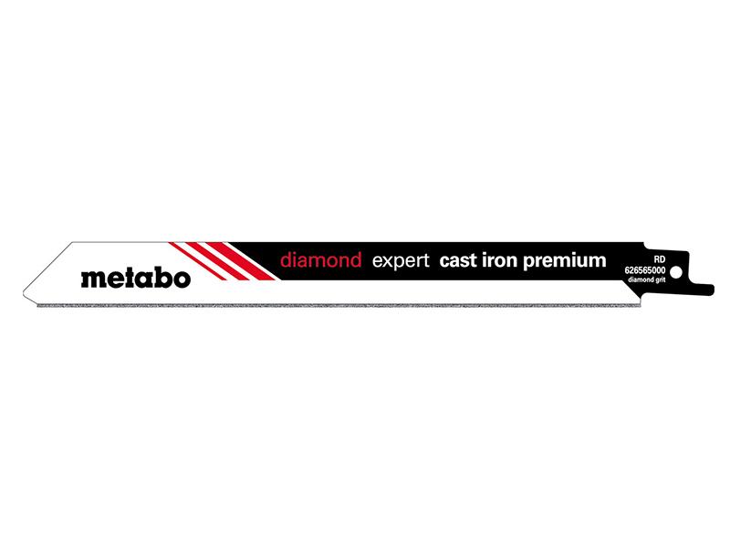 Полотно Metabo Expert S1050RD DIA 200x1mm/K50 по металлу 2шт 626565000