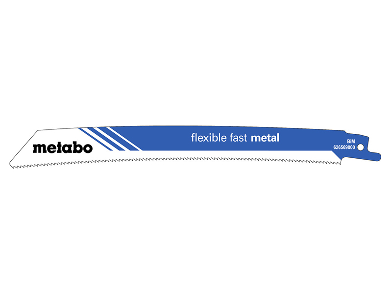 Полотно Metabo 225/1.8mm по металлу 5шт 626569000