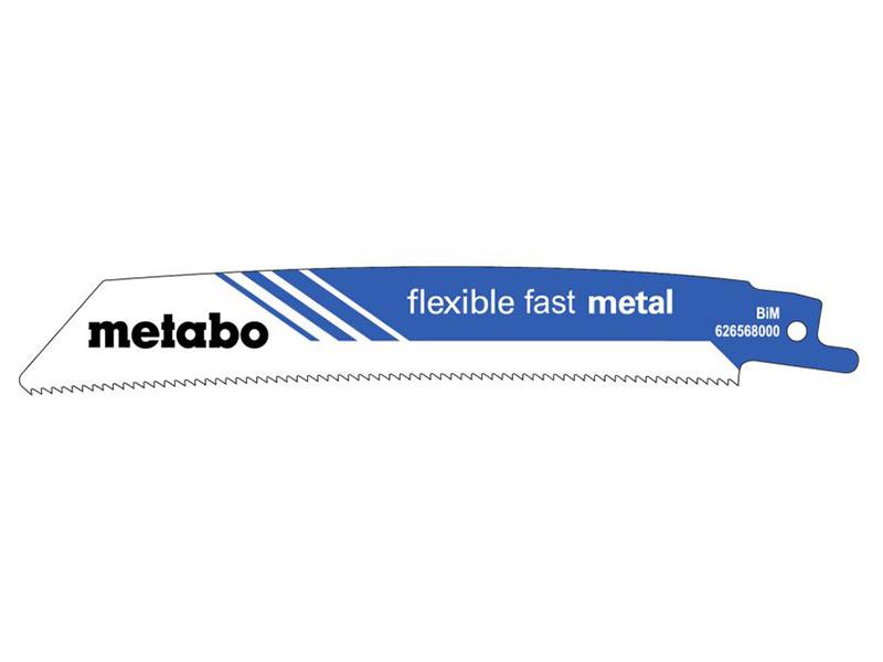 Полотно Metabo 150/1.8mm по металлу 5шт 626568000