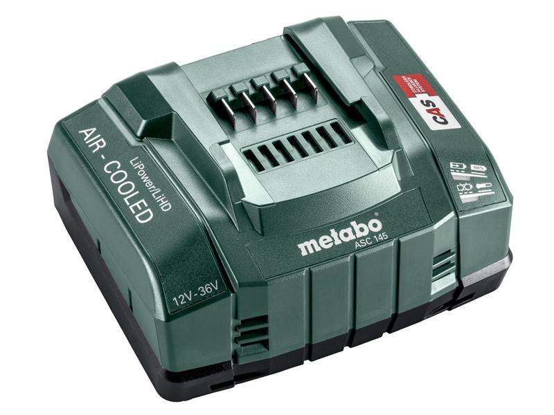 Зарядное устройство Metabo ASC145 8А 12-36V 627378000