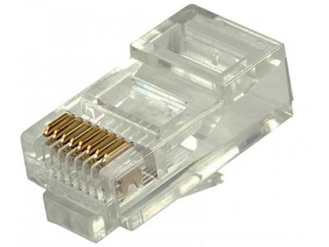 Коннектор Ripo RJ-45/8P8C Cat.6 - 100шт 003-400006