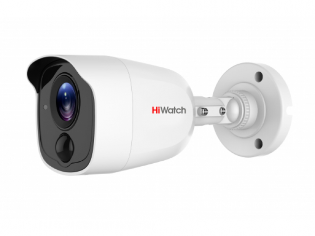 Аналоговая камера HiWatch DS-T210(B) 2.8mm
