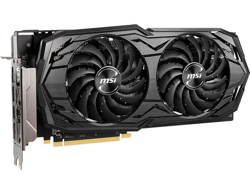 Видеокарта MSI Radeon RX 5600 XT 1208Mhz PCI-E 4.0 6144Mb 14000Mhz 192 bit HDMI 3xDP GAMING MX