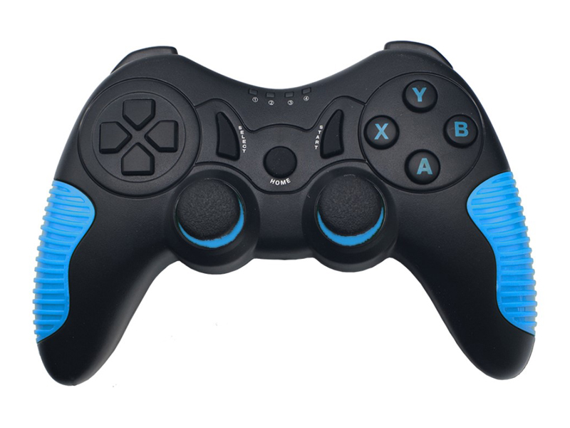 Геймпад Ritmix GP-033BTH Black-Blue