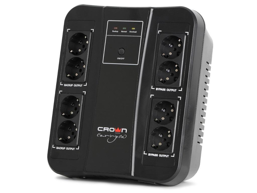 Источник бесперебойного питания Crown CMUS-255 Euro Smart