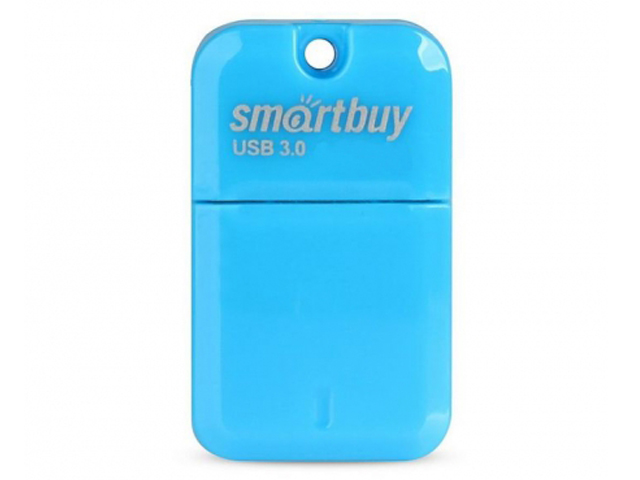 USB Flash Drive 64Gb - SmartBuy Art Blue SB64GBAB-3