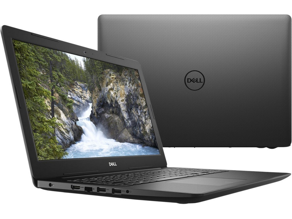 Ноутбук Dell Vostro 3590 Black 3590-7605 (Intel Core i5-10210U 1.6 GHz/8192Mb/256Gb SSD/Intel UHD Graphics/Wi-Fi/Bluetooth/Cam/15.6/1920x1080/Linux) dell vostro 3580 15 6 1920x1080 intel core i5 8265u 1 6ghz 8192mb 256ssdgb dvdrw ext radeon 520 2gb cam bt wifi 42whr war 1y 2 2kg black w10pro tpm