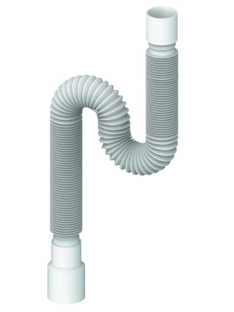 Труба гибкая Unicorn D120 ИС.110376 труба водосточная grand line пвх d120 87х3000 мм белая
