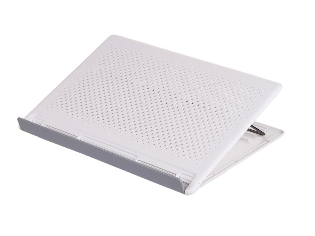 Подставка для ноутбука Baseus Lets Go Mesh Portable Laptop Stand White-Gray SUDD-2G