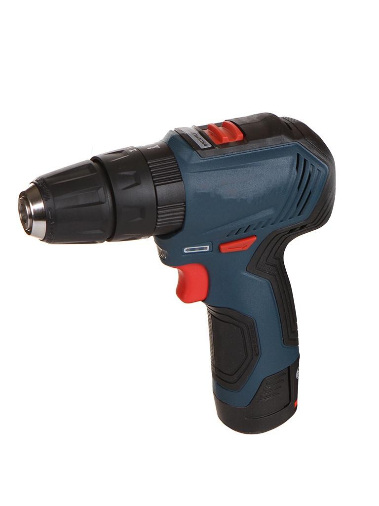 Электроинструмент Bosch GSB 12V-30 06019G9120 Выгодный набор + серт. 200Р!!!