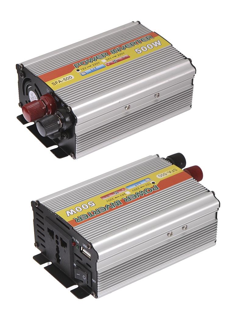 Автоинвертор Palmexx 500W PX/INV-500W