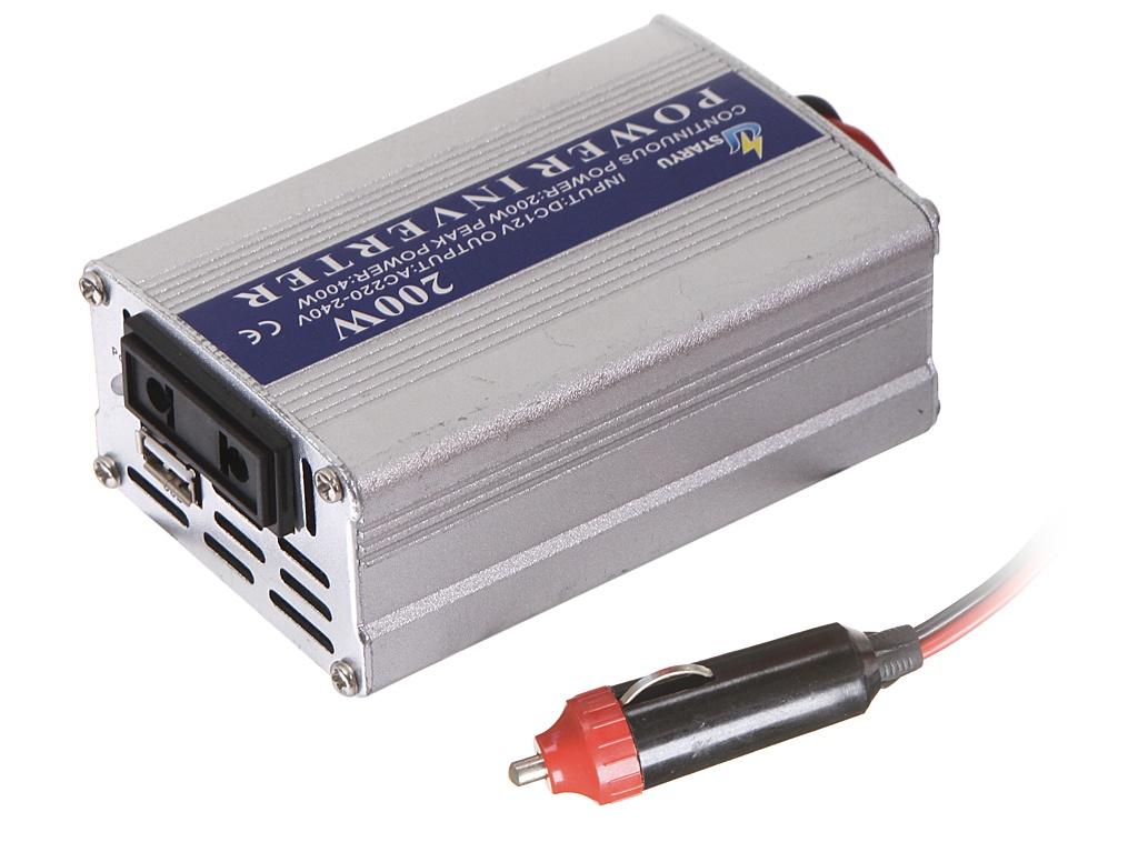 Автоинвертор Palmexx 200W PX/INV-PCA-200W