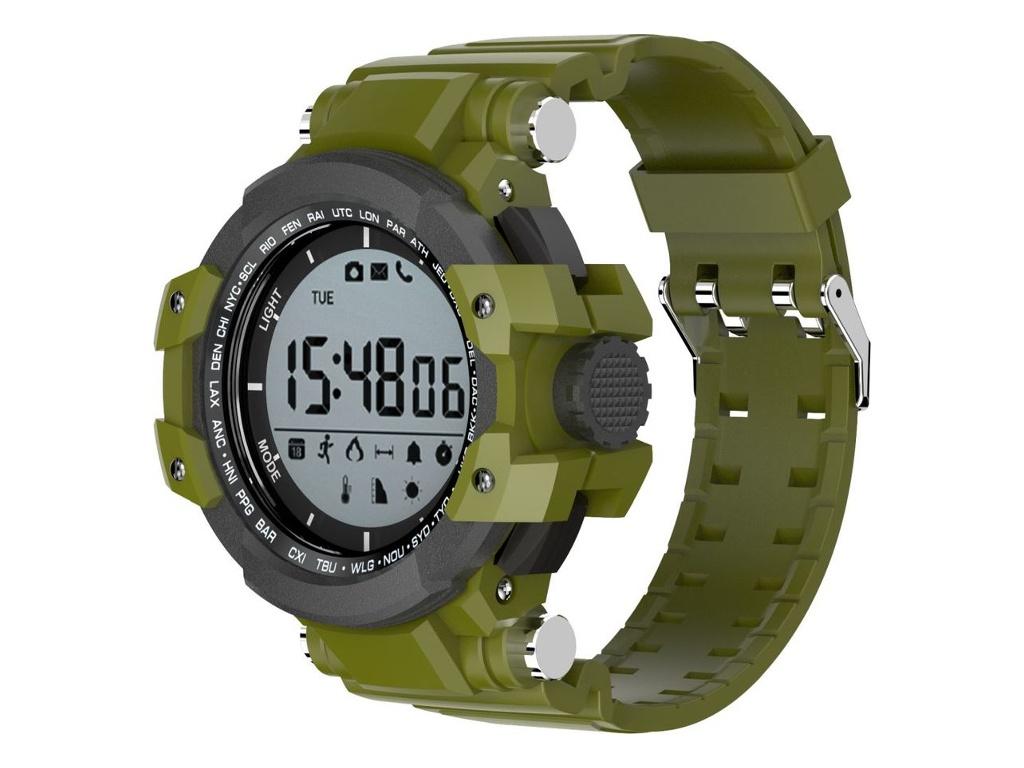 Умные часы Jet Sport SW-3 Grey-Green