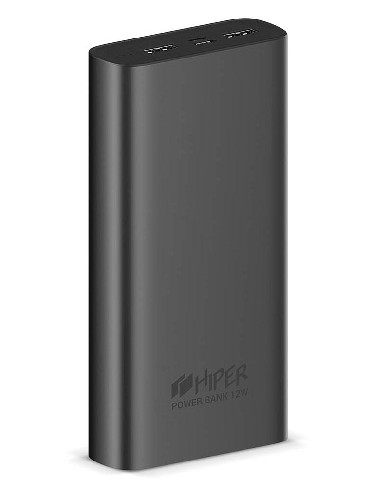 Внешний аккумулятор Hiper MPS10000 10000mAh Black