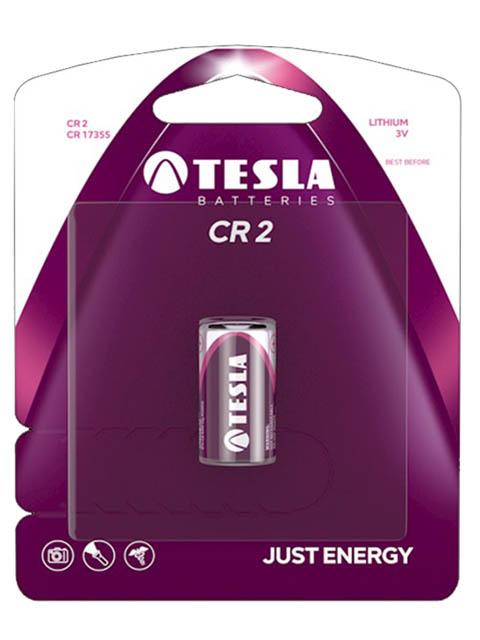 Батарейка CR2 - Tesla (1 штука)