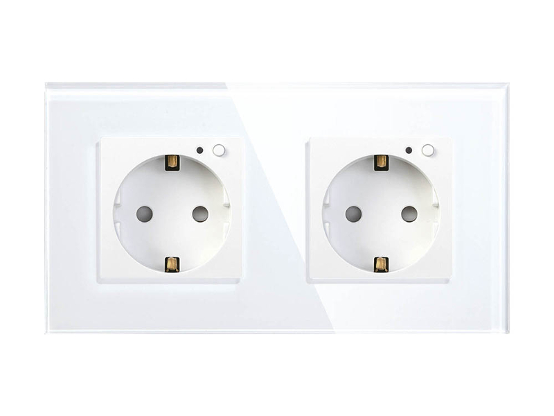 Выключатель Hiper IoT Outlet W02 Duo HDY-OW02