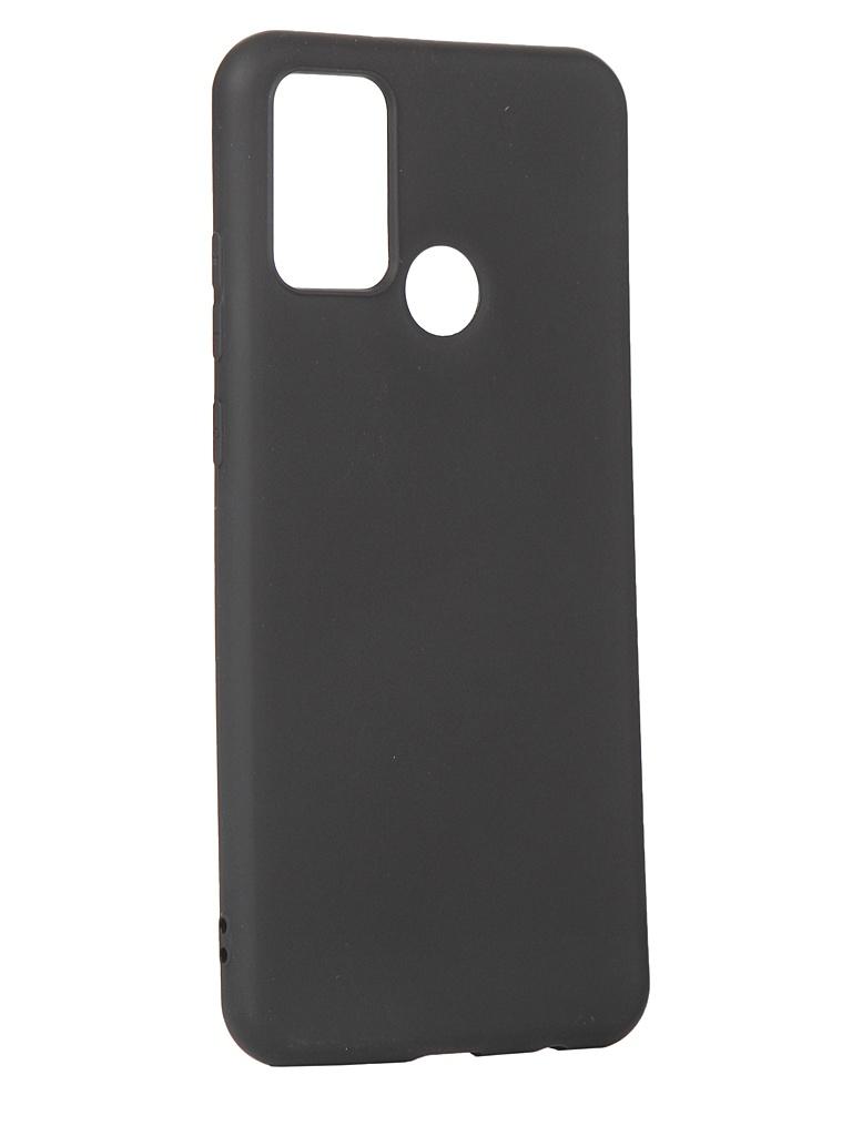 Чехол Innovation для Honor 9a Matt Black 17809